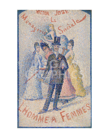 The Ladies' Man (L'Homme à femmes), 1890