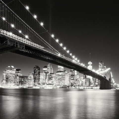 Brooklyn Bridge, Study 3, New York City, 2013 -  Marcin Stawiarz - McGaw Graphics