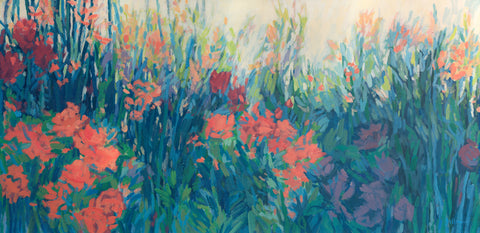 Summer Garden -  Jeannie Sellmer - McGaw Graphics