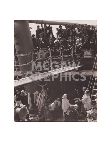 The Steerage, 1907 -  Alfred Stieglitz - McGaw Graphics