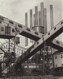 Criss-Crossed Conveyors - Ford Plant, 1927 -  Charles Sheeler - McGaw Graphics