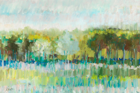 Libby Smart - Row of Trees
