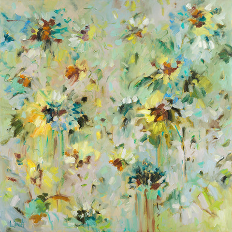 Scattered Flowers -  Libby Smart - McGaw Graphics
