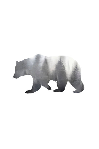 Bear -  Ann Solo - McGaw Graphics