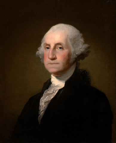 George Washington, 1796-1803