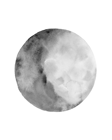 Moon I -  Ann Solo - McGaw Graphics