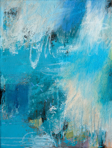 Blue Reverie I -  Jeannie Sellmer - McGaw Graphics