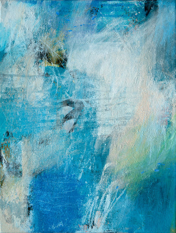 Blue Reverie II -  Jeannie Sellmer - McGaw Graphics