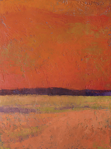 Burning Sky II -  Jeannie Sellmer - McGaw Graphics