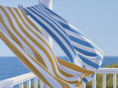 Ocean Breeze -  Jack Saylor - McGaw Graphics