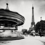 Merry Go Round, Study 1, Paris, France