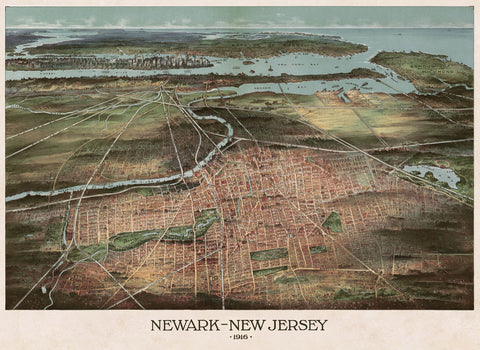 Shepherd - Newark, New Jersey, 1916