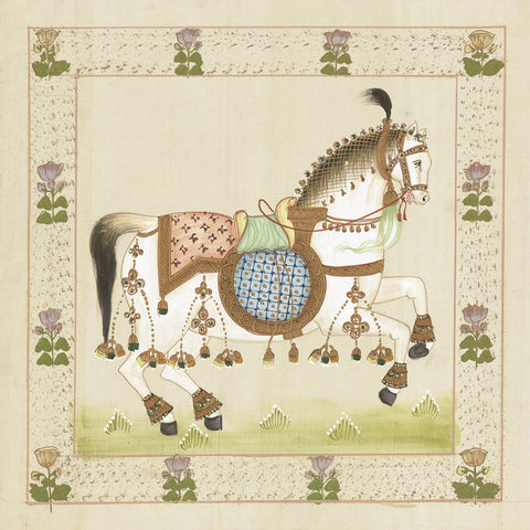 Silk Road Series - Festival Horse I
