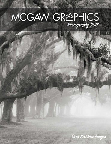 Photography Collection 2017 -  McGaw Graphics - Catalogs - McGaw Graphics