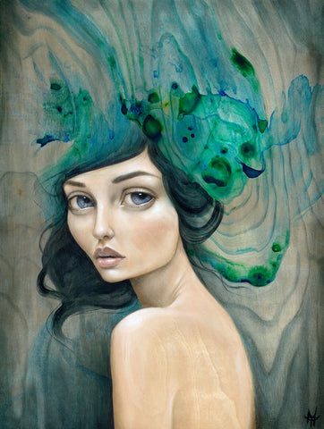 Mermaid -  Mandy Tsung - McGaw Graphics