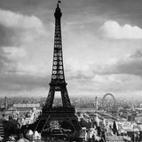 The Eiffel Tower, Paris France, 1897 -  Jerry Tavin - McGaw Graphics
