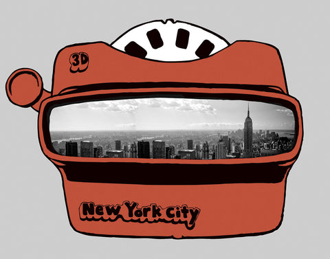 Viewmaster -  Urban Cricket - McGaw Graphics