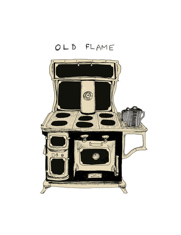 Urban Cricket - Old Flame