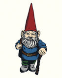 Gnome -  Urban Cricket - McGaw Graphics