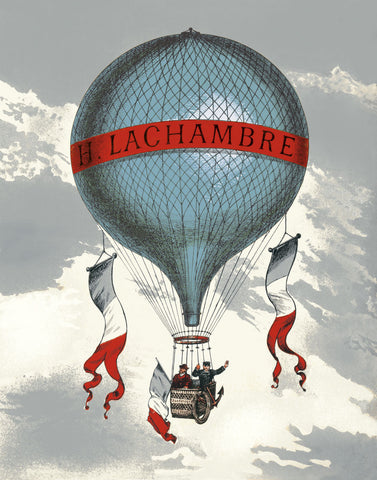 Vintage Reproduction - H. Lachambre