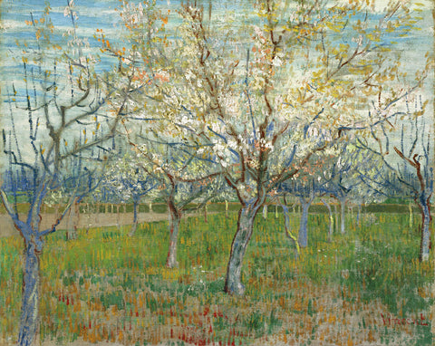 Vincent van Gogh - The Pink Orchard, 1888
