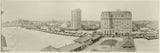 Vintage Photography - Atlantic City, NJ skyline from Garden Pier, 1917