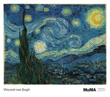 The Starry Night -  Vincent van Gogh - McGaw Graphics