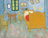 The Bedroom, 1889 -  Vincent van Gogh - McGaw Graphics