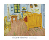 The Bedroom, 1888 -  Vincent van Gogh - McGaw Graphics