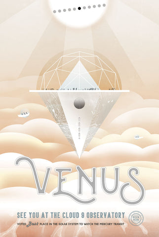 Venus -  Vintage Reproduction - McGaw Graphics