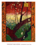 Flowering Plum Tree (after Hiroshige), 1887 -  Vincent van Gogh - McGaw Graphics