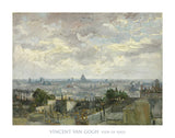 View of Paris, 1886