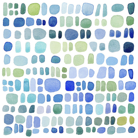 Louise van Terheijden - Series Sea Glass No. III