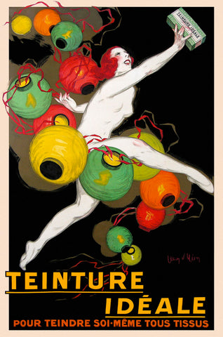 Teinture Ideale -  Vintage Posters - McGaw Graphics