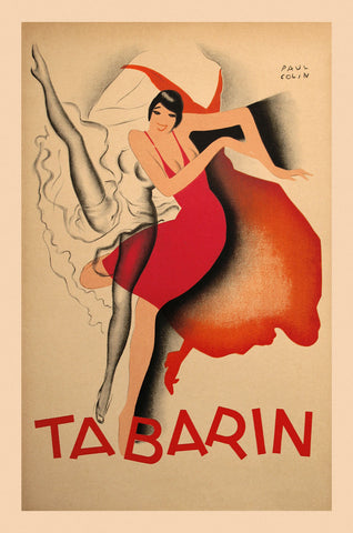 Tabarin -  Vintage Posters - McGaw Graphics