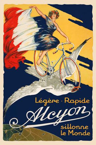 Alcyon -  Vintage Posters - McGaw Graphics