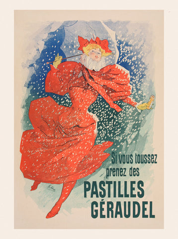 Pastilles Geraudel -  Vintage Posters - McGaw Graphics