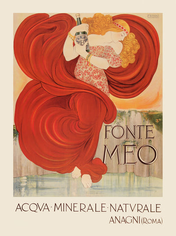 Fonte Meo -  Vintage Posters - McGaw Graphics