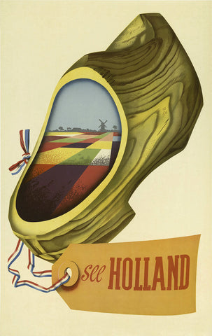 Holland -  Vintage Sophie - McGaw Graphics