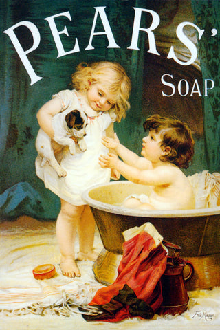 Pears' Soap -  Vintage Sophie - McGaw Graphics