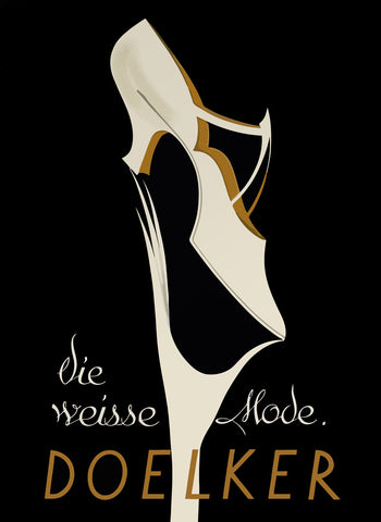 Doelker Shoes -  Vintage Sophie - McGaw Graphics