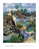 Houses at Auvers -  Vincent van Gogh - McGaw Graphics