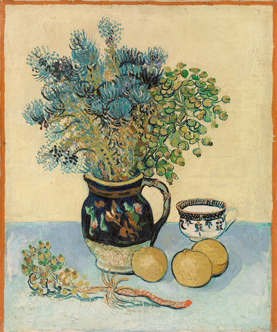 Still Life (Nature morte), 1888