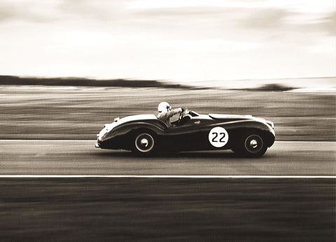 Vintage Photography - Roadster