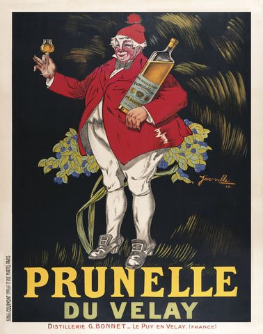 Prunelle du Velay -  Vintage Posters - McGaw Graphics