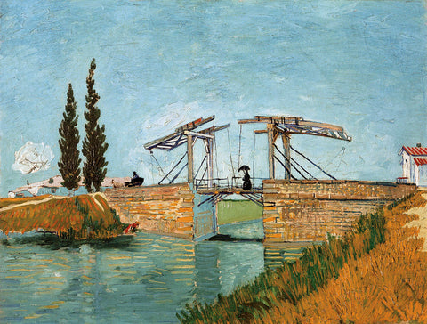 Bridge -  Vincent van Gogh - McGaw Graphics