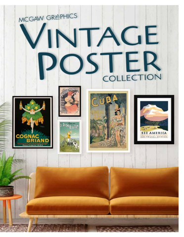Vintage Collection 2018 -  McGaw Graphics - Catalogs - McGaw Graphics