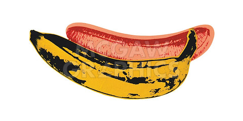 Andy Warhol - Banana, 1966