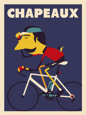 Chapeaux -  Spencer Wilson - McGaw Graphics