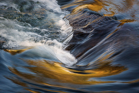 Deschutes Rapids in Bend -  David Lorenz Winston - McGaw Graphics